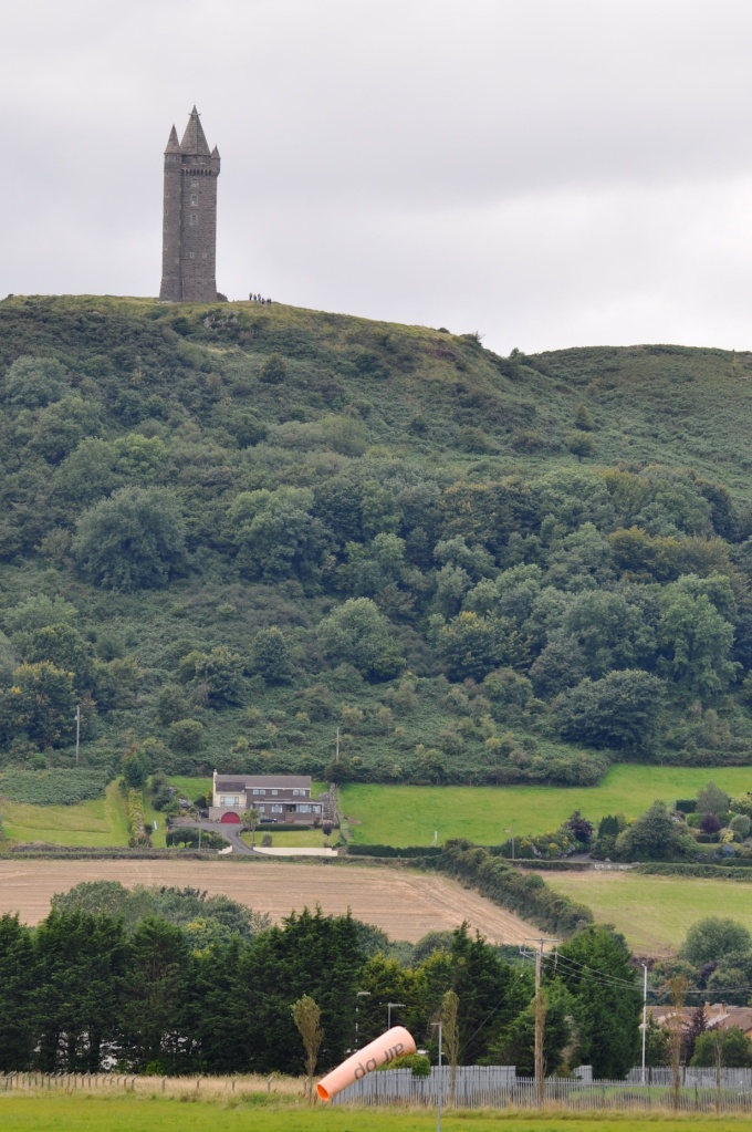 Scrabo from floodgates path
