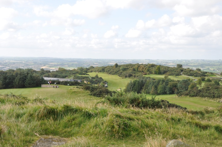 Scrabo golf course
