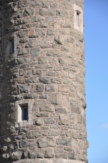 Scrabo Tower windows