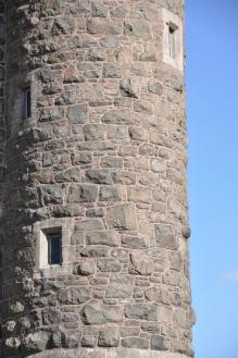 Scrabo Tower windows
