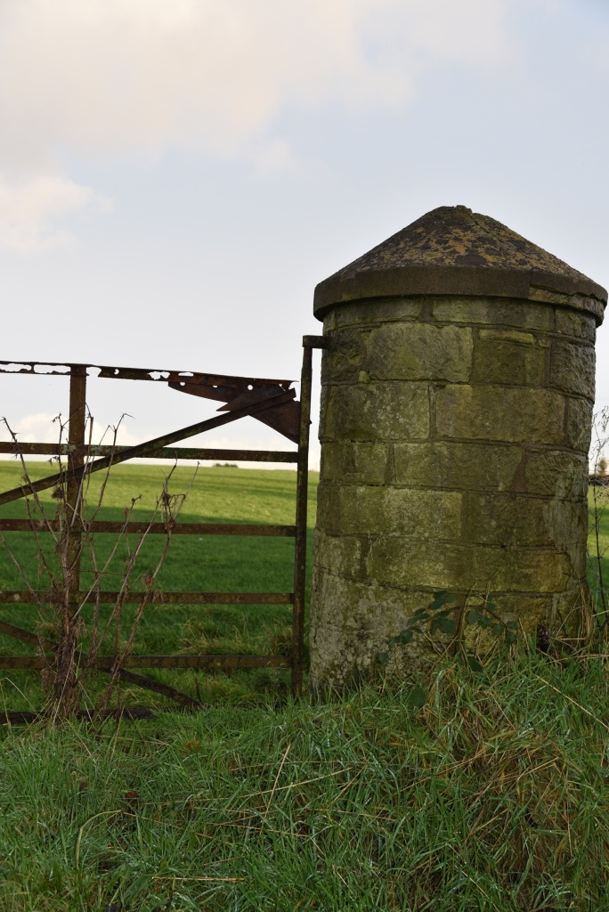 Ballyaltikilligan gatepost