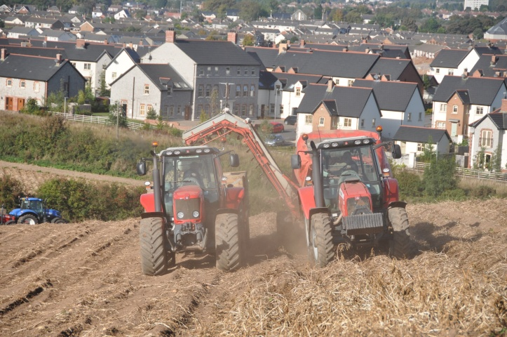 Ballyoran tractors