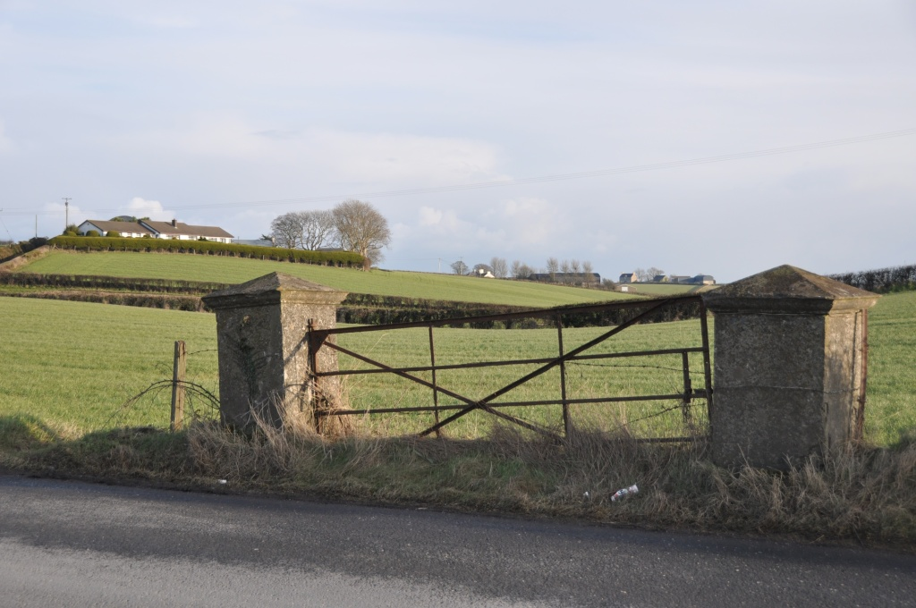 Ballywatticock gate