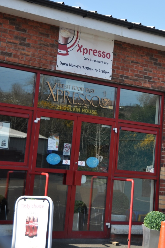Xpresso Carrowreagh door
