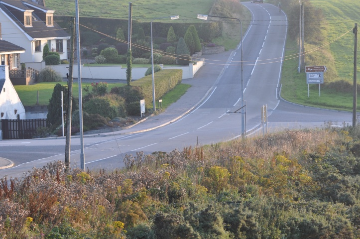 Craigantlet crossroads