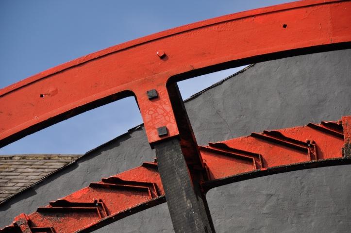 Dundonald Old Mill wheel Killarn