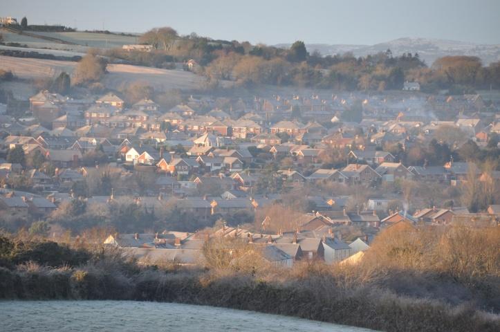 Ferndene in December 2009
