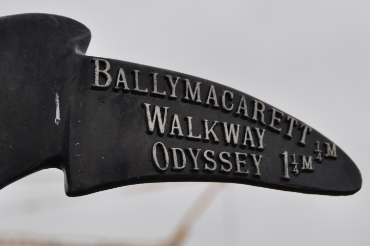 Ballymacarret sign