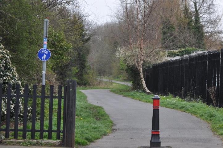 Greenway at Beersbridge Road