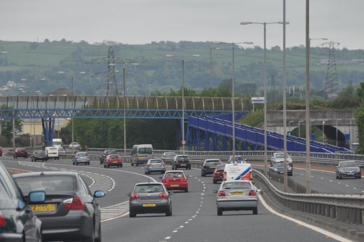 Sydenham bypass and bridge