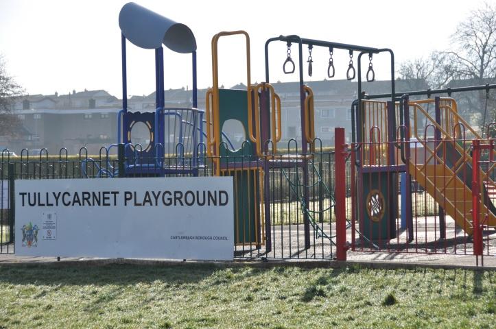 Tullycarnet Playground
