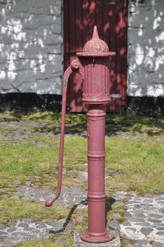 Ulster Folk Museum pump