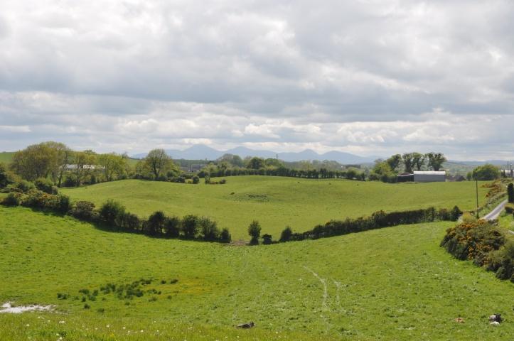 Ballygeegan landscape