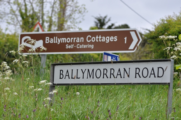 Ballymorran signs