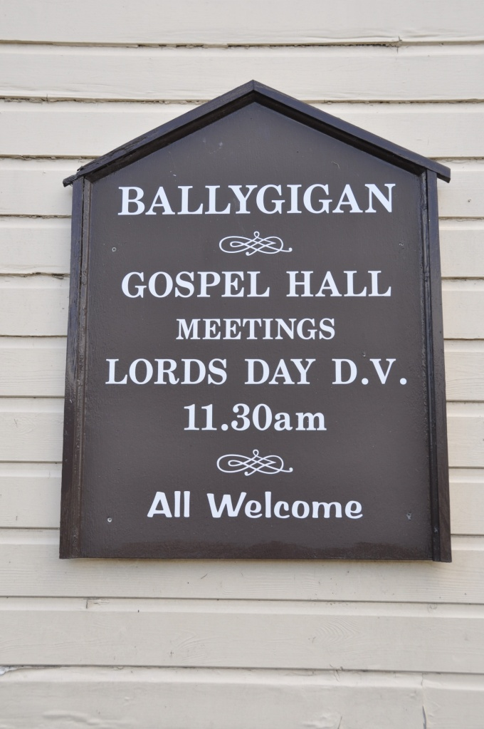Ballygigan Gospel Hall