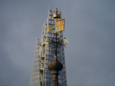 Shard and weathervane (1)