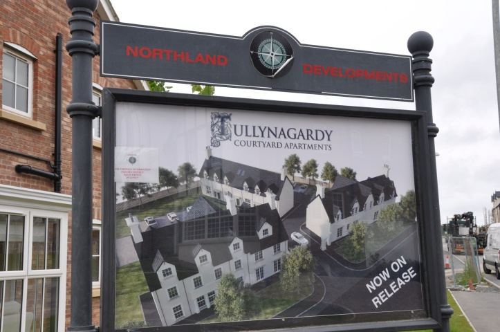 Tullynagardy Apartments artists impression