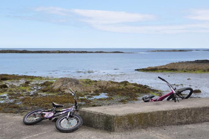 bikes at Millisle - Version 3