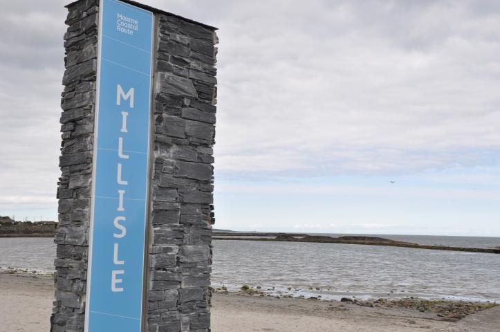 Millisle sign