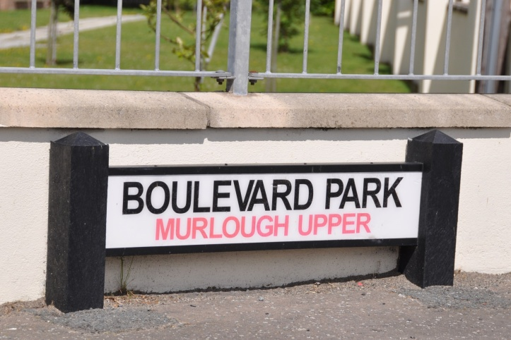 Murlough Upper sign