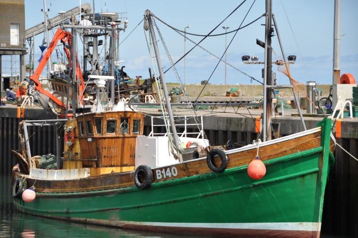Portavogie boat