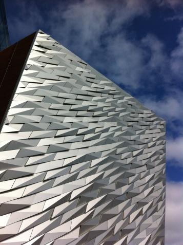Titanic building 1