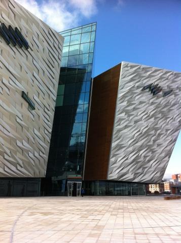 Titanic building 2
