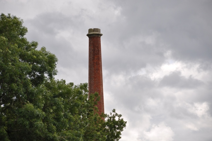 Unicarval mill chimney