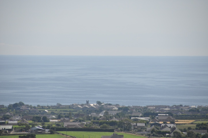Annalong and the sea