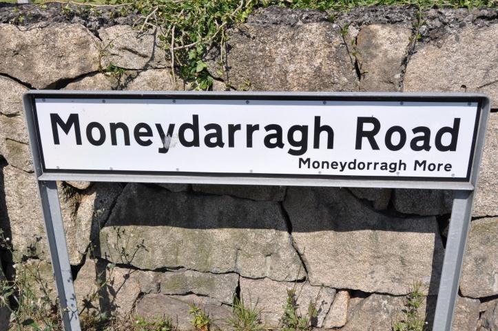 Moneydorragh More sign (1)