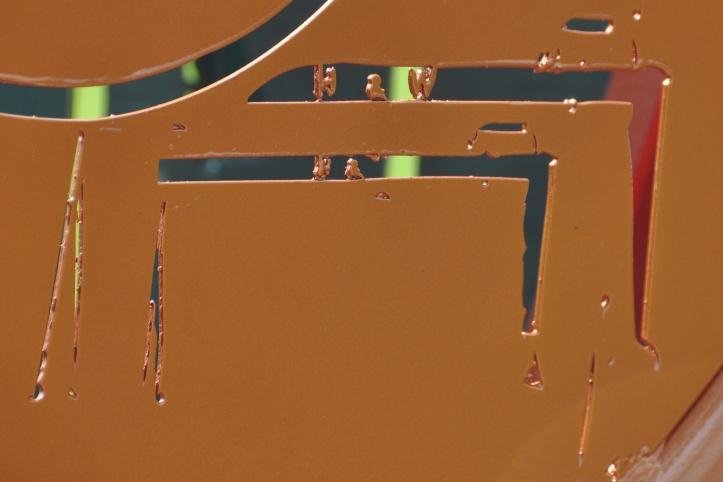 Braniel sun sculpture cranes
