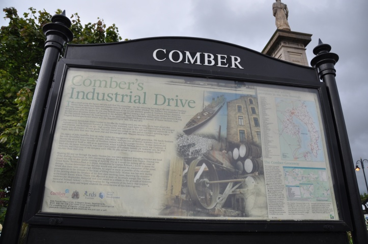 Comber sign