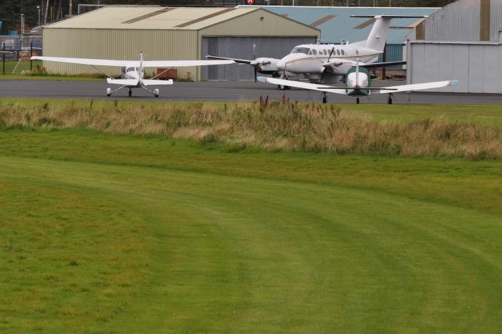 Newtownards planes