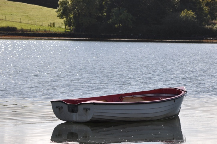 Quarterland Bay boat