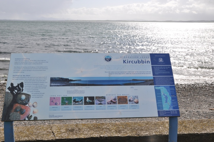 Kircubbin Strangford sign