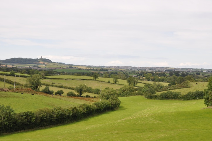 View from Ballynichol