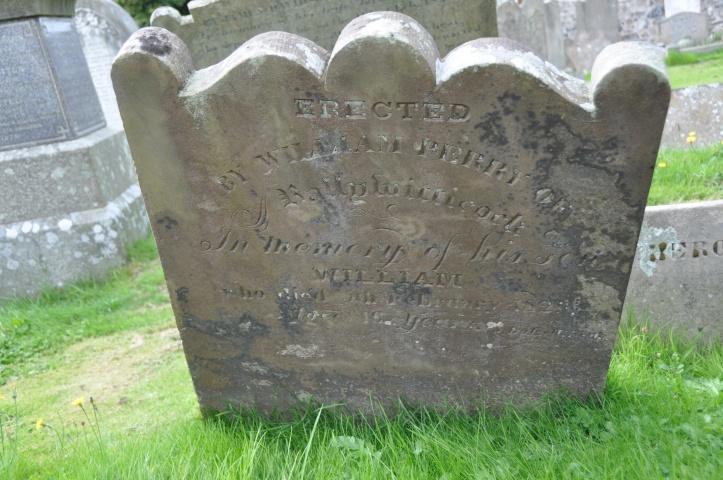 Ballywatticock gravestone