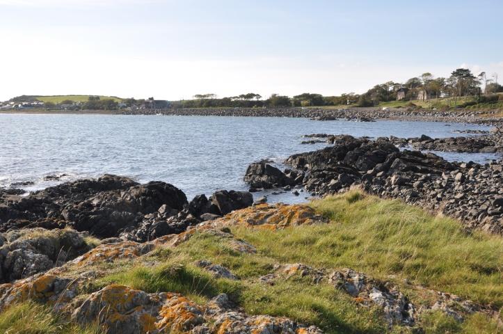 Miller Hill coastline