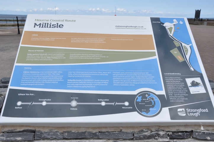 Millisle sign (1)