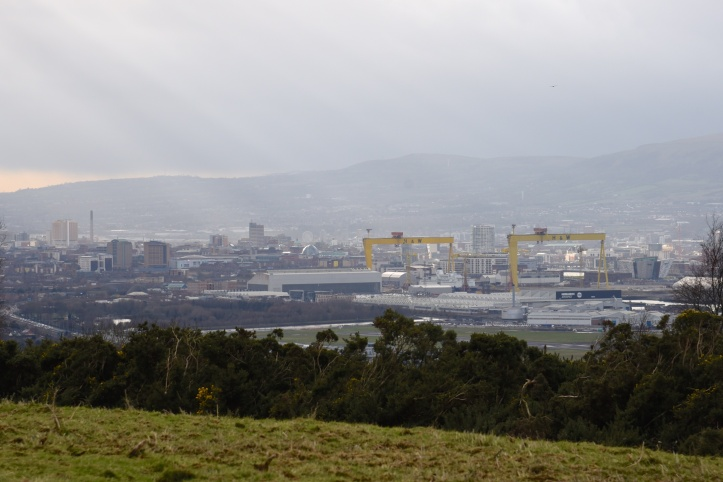 Belfast from Redburn