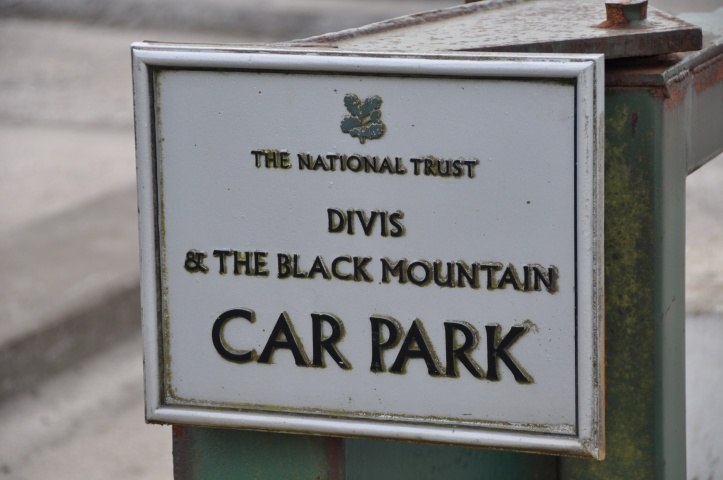 Black Mountain carpark