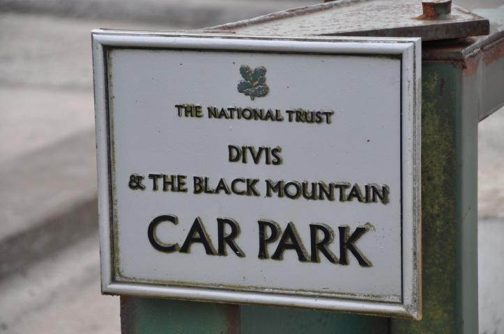 Black Mountain carpark