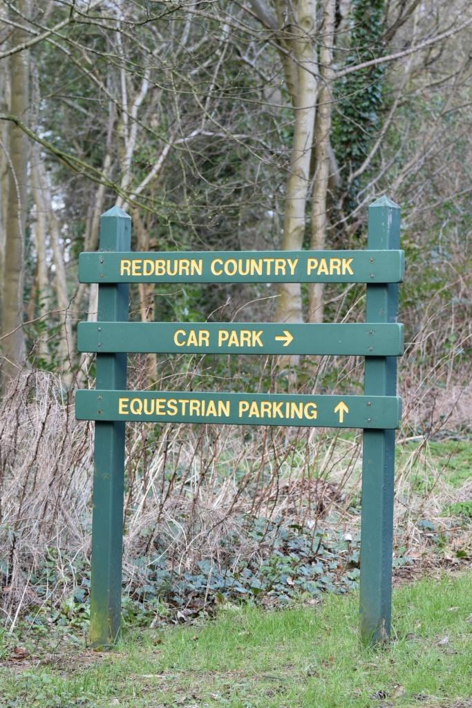 Redburn Country Park Equestrian Parking