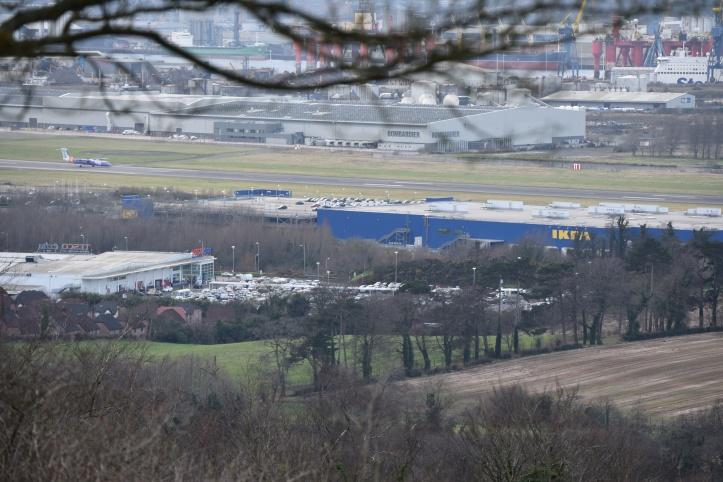BHD runway IKEA Tesco