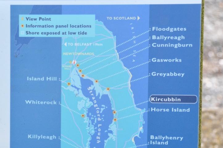Cunningburn map of lough