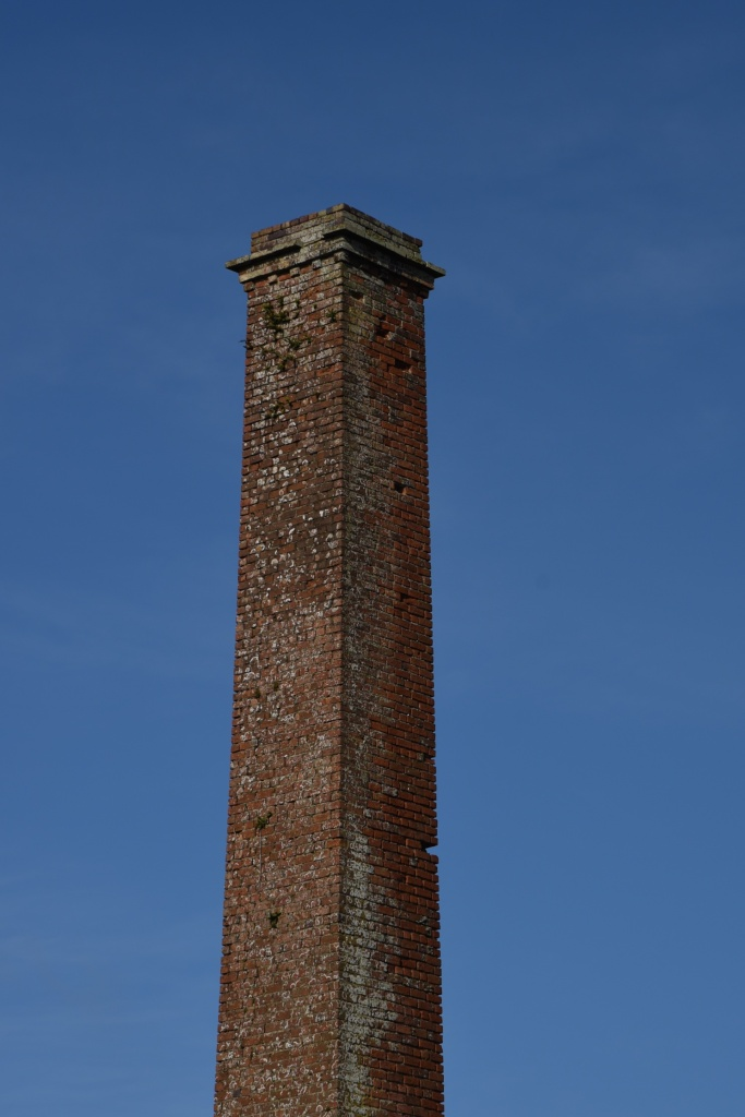 Cunningburn chimney