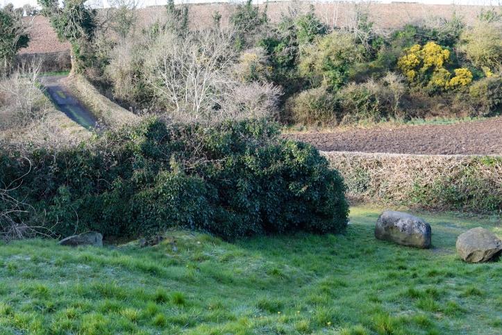 Tullynakill churchyard entrance