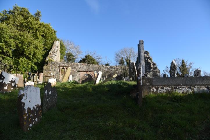 Tullynakill churchyard
