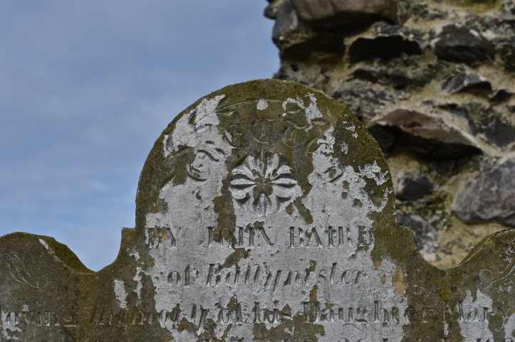 Whitechurch grave for Baird of Ballynester