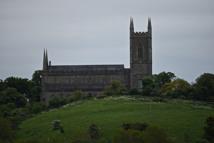 Down Cathedral from Inch